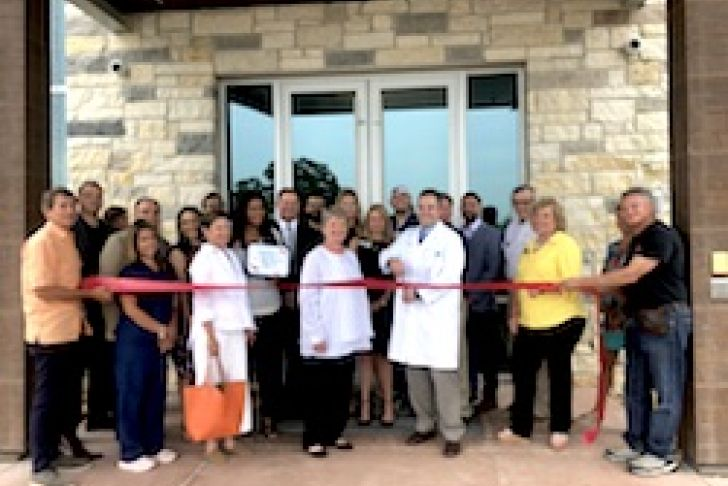 Surgery Center of Boerne Ribbon Cutting Photo