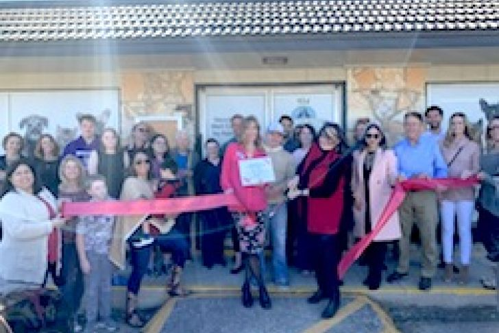 Hill Country Animal League & Thrift Store's 14th Anniversary Renovation/Expansion RC Photo