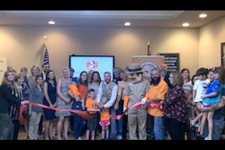 Mosquito Hunters of Boerne - Spring Branch - Bulverde's Ribbon Cutting Photo
